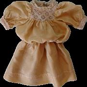 Antique Silk 2-pc. Bebe Dress