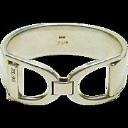 Ralph Lauren Sterling Equestrian Bracelet Horse Lover