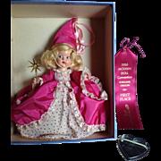 SALE HTF Vogue Ginny Godmother . 1st place Winner!
