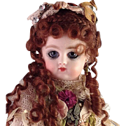 SOLD Stunning 8-inch Charmer by Margaret Wolfe