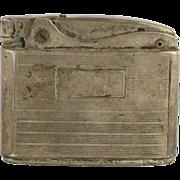 SOLD Vintage Ronson Adonis Lighter - Sterling Silver USA Engravable Collectors