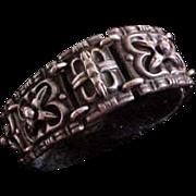 David Andersen Norway Sterling Silver Saga Bracelet