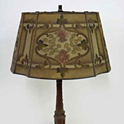 """""""REMBRANDT"""" Table Lamp with Mesh Shade"""