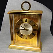 SOLD Bulova Accutron Tuning Fork Movement Travel Clock, Ca: 1970