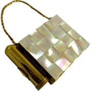 Mother of Pearl Dance Compact or Carryall