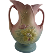 Hull Pottery Magnolia Vase
