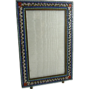 Micromosaic Picture Frame