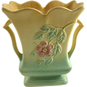 Hull Pottery Dogwood Vase