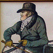 """1890 Lithograph Framed """"Lord Dashalong""""; """"Father of Fast Whips"""""""
