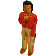 "7.5 inch ""Dixie Dan"" Nut head Character doll"