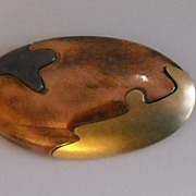 SALE PENDING Yves Saint Laurent Vintage Brooch