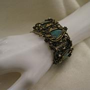 SALE PENDING Rococo Revival Bracelet - K of A