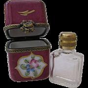 SALE Limoges Perfume Box