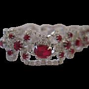 SALE Sparkling Kramer Rhinestone Bracelet