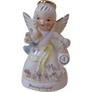 SOLD Napco January Angel