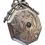 Victorian 9ct Watch Fob Pendant