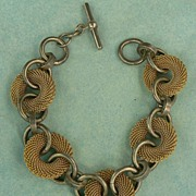 SALE 1980/1990 Industrial Bracelet