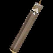 """Lot of 10 LARGE Elegant Vintage 6"""" Cut Crystal Glass Lamp Prisms Lusters Lustres - 4 ..."""
