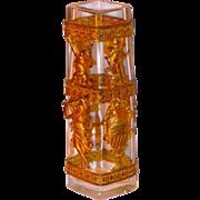 SALE Ormolu Palais Royale Grand Tour Crystal Vase Cherubs, Urns, Etc.