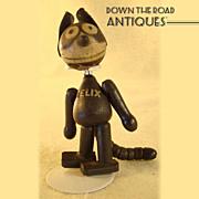 Schoenhut Felix The Cat - 1920's