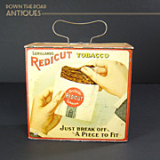Lorillard's Readicut Tobacco Tin