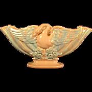 Large Royal Haeger Crane or Swan Vase