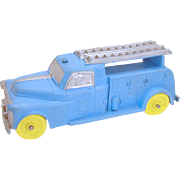 Auburn Rubber Telephone Truck Toy - Mint