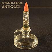 Gardenia Candle Lamp Perfume - 1930's
