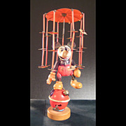 Early DISNEY / Mickey Mouse Whirligig Wind-up Toy