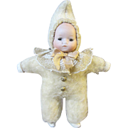 Herm Steiner as a snow baby