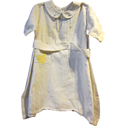 Child's large Romper, 1920's or 1930's