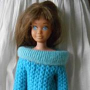 Bendable Skipper Doll by Mattel w/Original clothes