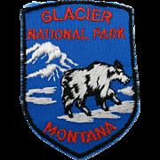 Travel Glacier National Park Montana Patch Mountain GOat
