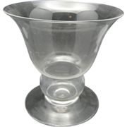Steuben Glass Vase Large Very Thin Walled Classical Shape