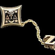 Delta Tau Delta Pin Zeta Chapter Case Western Reserve