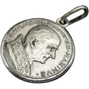 Saint medal Paul VI St Peters Rome Pope