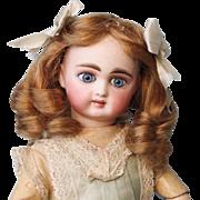 Antique German Bisque Doll by Gebruder Kuhnlenz for French Market