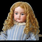 Adorable Armand Marseille Doll on Chunky Jumeau Body