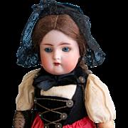 Simon & Halbig Kammer & Reinhard All-Original Doll