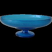 Northwood Stretch Compote #653 Celeste Blue