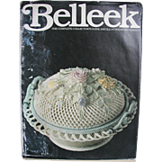 Book Belleek 1978 Reference Degenhardt