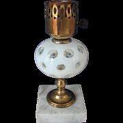 Fenton Coin Dot Lamp Boudoir