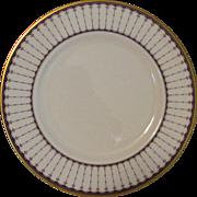 Lenox Plate Dinner Weymouth Elegant Dining Holidays