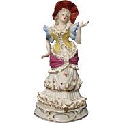 Vintage Wales Figurine Lady