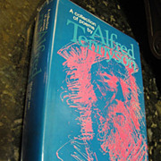SALE A Collection of Poems by Alfred Lord Tennyson, selected by Christopher Ricks. Published b