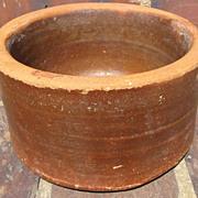 SALE Fantastic 19th Century Alkaline Glaze South Carolina Crock