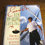 SOLD H, S.O. - Emerils' New Orleans Cooking, in Excellent Condition