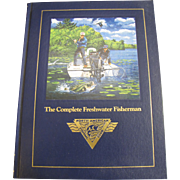 SALE The Complete Freshwater Fisherman by Dick Sternberg 