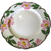 Desert Rose Dinner Plate by Franciscan China TV Backstamp (5 available)