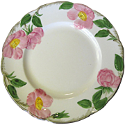 Beautiful Salad Plate in the Desert Rose Pattern by Franciscan China  (4 available)